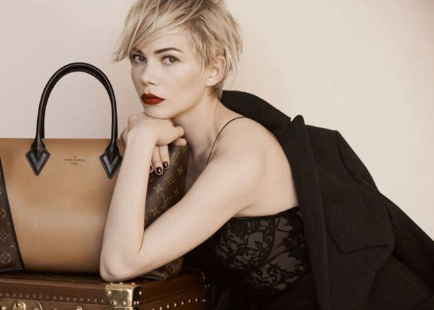 H Michelle Williams το νέο πρόσωπο της Louis Vuitton | tlife.gr