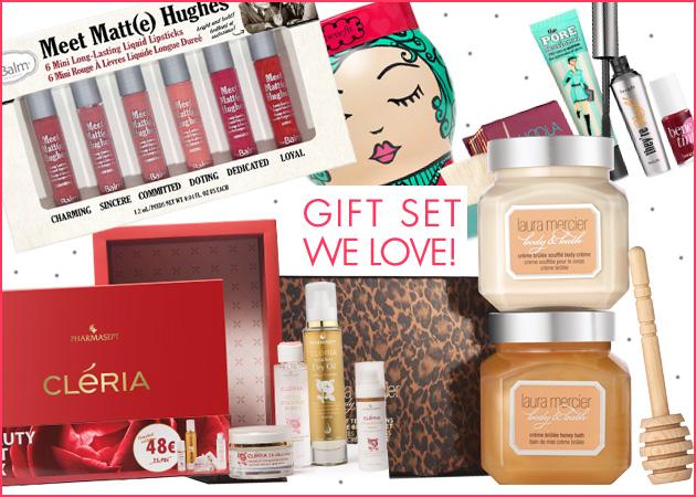 10 χριστουγεννιάτικα gift sets που σου εξοικονομούν χρήματα! | tlife.gr