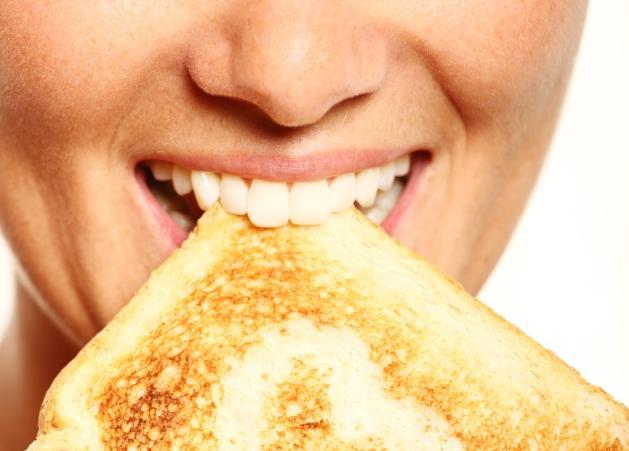 Τι; Η φρυγανιά παχαίνει περισσότερο από το ψωμί;