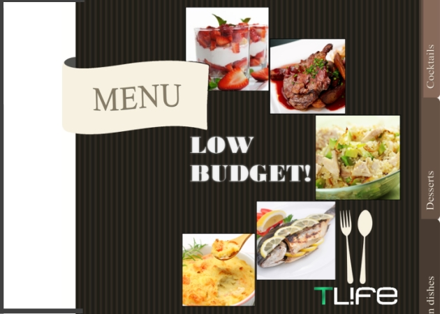 Low Budget Stories! Οικονομία στην κουζίνα, όχι στη γεύση…