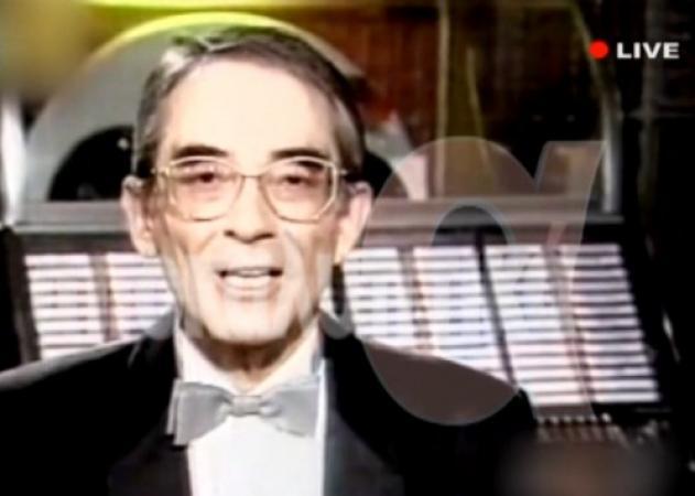 Η τελευταία τηλεοπτική συνέντευξη του Ντάνου Λυγίζου και η ατάκα του για το …τέλος | tlife.gr