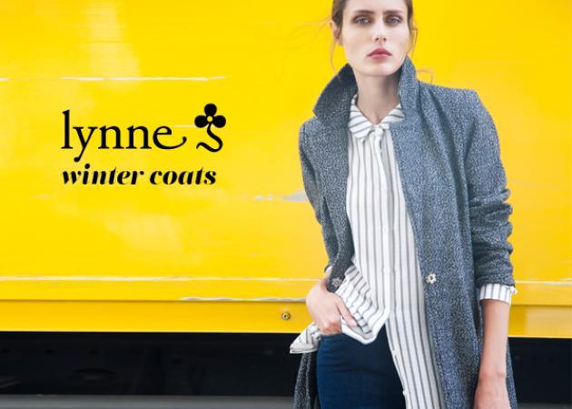 Τα απόλυτα παλτό του χειμώνα είναι εδώ από τη μοναδική συλλογή της Lynne! 70f16845a20