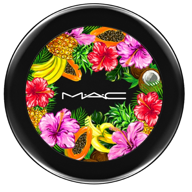 MAC Fruity Juicy Pearl matte Face Powder | tlife.gr