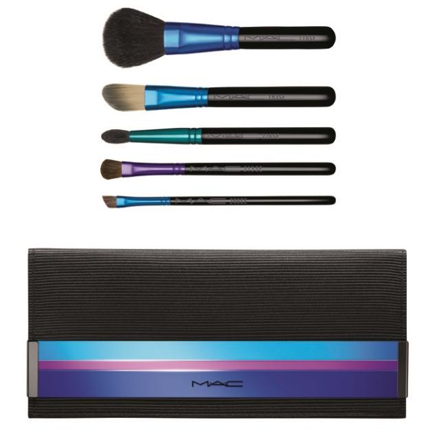 5 | MAC Brushes Kit