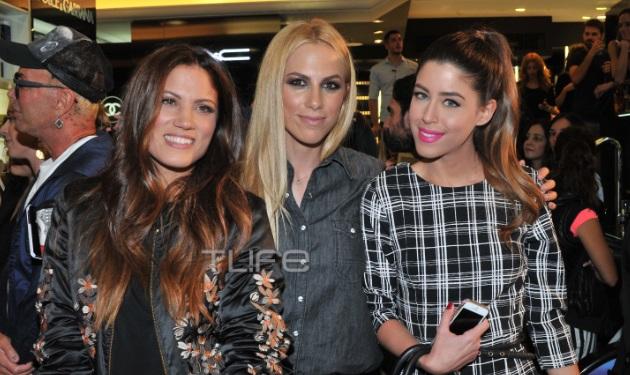 Οι κυρίες της ελληνικής showbiz σε beauty event στο κέντρο της Αθήνας! | tlife.gr