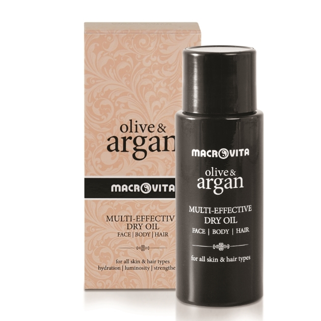 9 | Macrovita Oil & Argan Multi Effective Oil