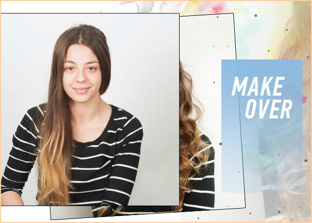 Makeover: μπορείς να φανταστείς την αναγνώστριά μας με τα
