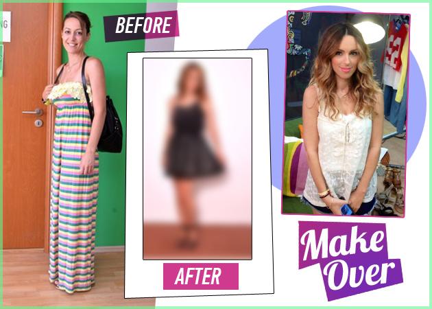 Δες το fashion makeover της αναγνώστριας του TLIFE!   tlife.gr