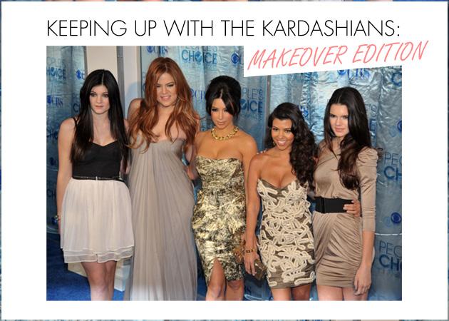 10 χρόνια Kardashians! Δες τις απίστευτες beauty αλλαγές της οικογένειας! | tlife.gr