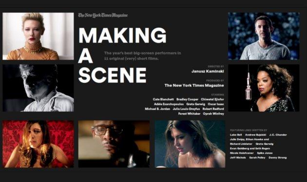 Έντεκα πρόσωπα που ξεχώρισαν μέσα στο 2013 μας «κάνουν σκηνή»   tlife.gr