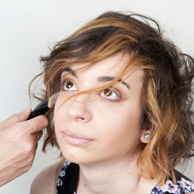 7 | Make up: βήμα 1