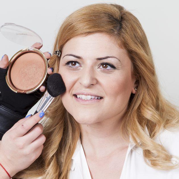 9 | Make up: βήμα 5