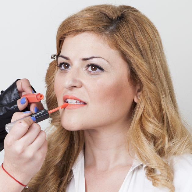 8 | Make up: βήμα 6