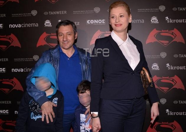 Ραχήλ Μακρή: Οικογενειακή βραδιά στον κινηματογράφο! | tlife.gr