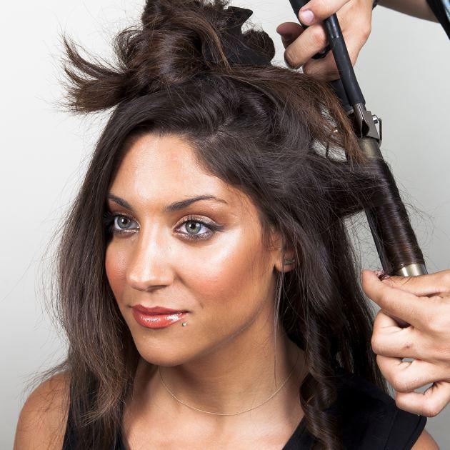 13   Μαλλιά: βήμα 1