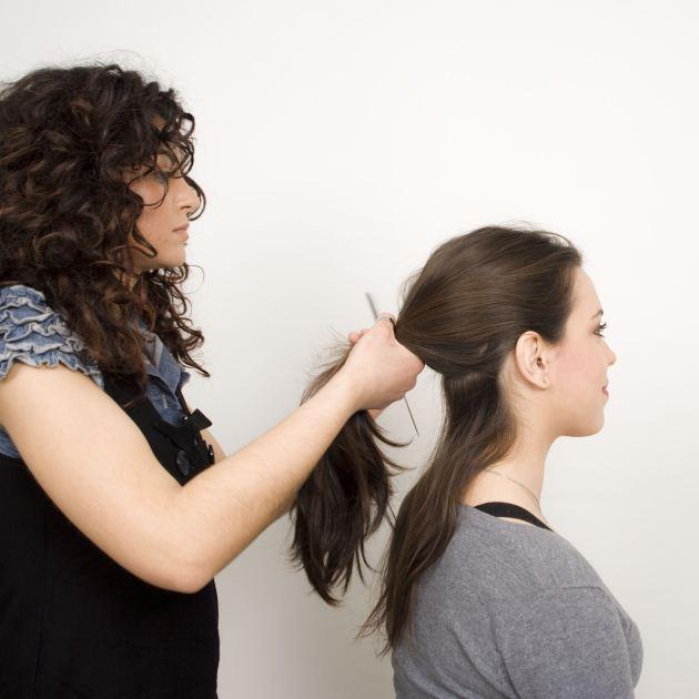 8 | Μαλλιά: βήμα 1