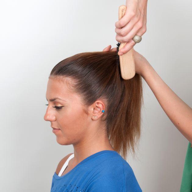 9 | Μαλλιά: βήμα 1