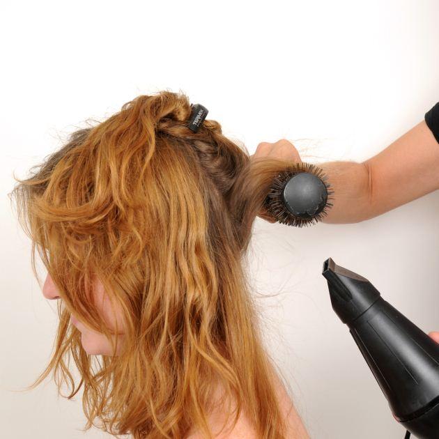 2 | Μαλλιά: βήμα 1