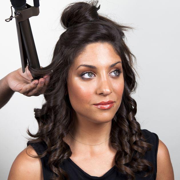 14   Μαλλιά: βήμα 2