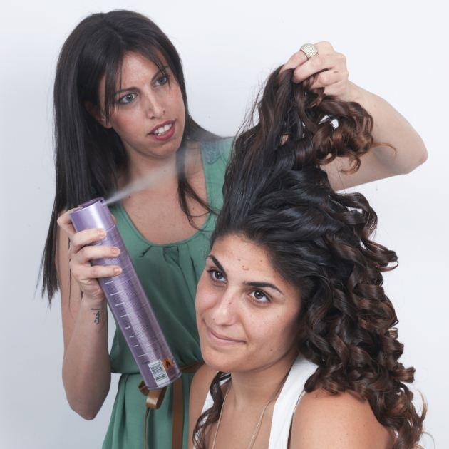 3 | Μαλλιά: βήμα 2