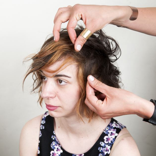 6 | Μαλλιά: βήμα 5