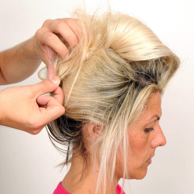 7 | Μαλλιά: βήμα 6