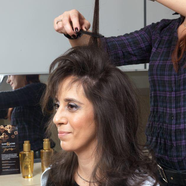 17 | Μαλλιά: βήμα 7