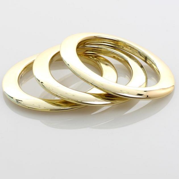 5 | Βραχιόλια σε χρυσό χρώμα Mabo
