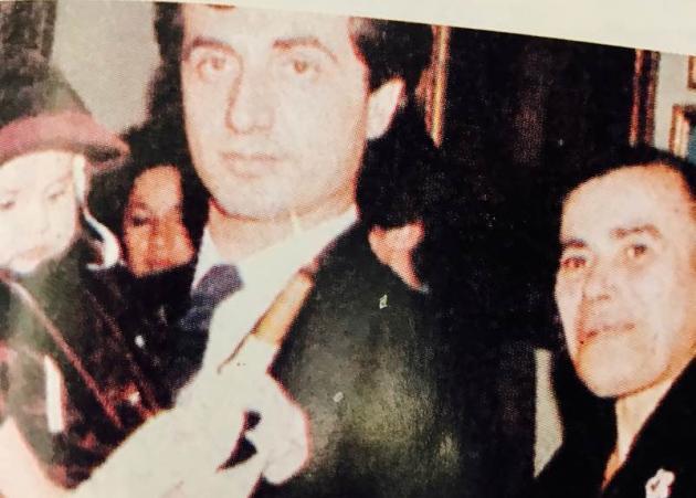Λευτέρης Πανταζής: Συγκινεί με τη φωτογραφία της μητέρας του που πέθανε χθες «Σ΄ευχαριστώ για όλα μανούλα μου» | tlife.gr