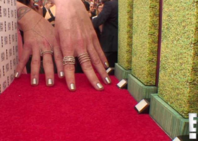 Τα καλύτερα νύχια στα SAG Awards που έδειξε η… κάμερα νυχιών και ποιες αρνήθηκαν τα κοντινά πλάνα!