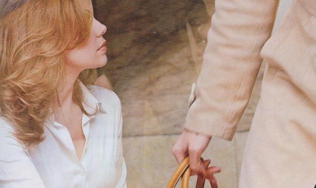 Η Ευγενία Μανωλίδου για ψώνια στο Κολωνάκι! | tlife.gr