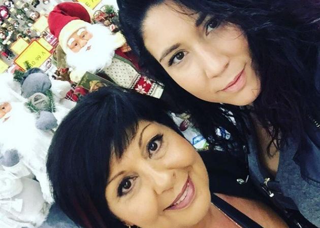 Λένα Μαντά: Δες την χριστουγεννιάτικη διακόσμηση και τα cupcakes που έφτιαξε με την κόρη της!