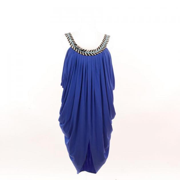 6 | Μπλε Φόρεμα Mara Hoffman