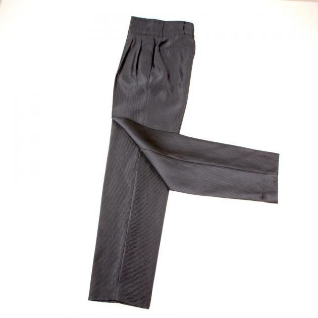 2 | Γκρι/μαύρο παντελόνι Marc by Marc Jacobs