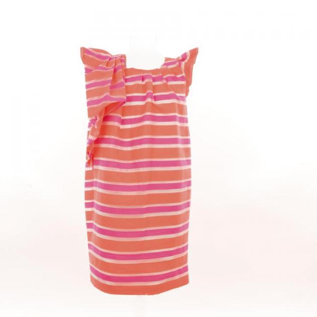 6 | Μίνι ριγέ φόρεμα  Marc by Marc Jacobs