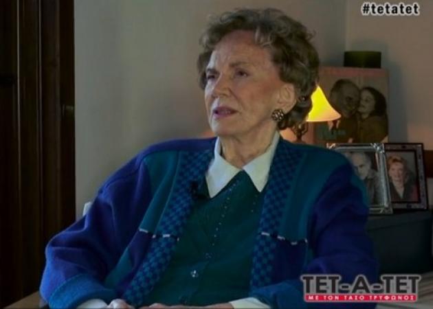 Μαργαρίτα Παπανδρέου: Αγαπούσα πολύ τον Ανδρέα για να τον αφήσω ελεύθερο