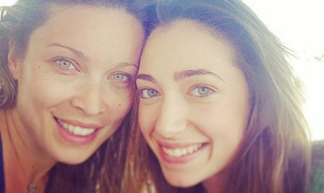 Μαριέττα Χρουσαλά: Είναι αχώριστη με την κοπέλα του αδερφού της, Δώρα! | tlife.gr