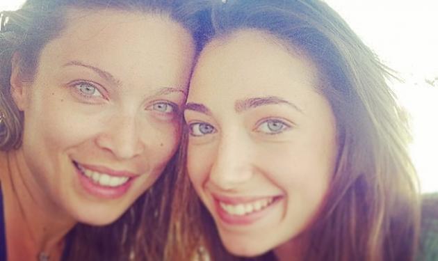 Μαριέττα Χρουσαλά: στην Ιταλία με την κοπέλα του αδελφού της! | tlife.gr