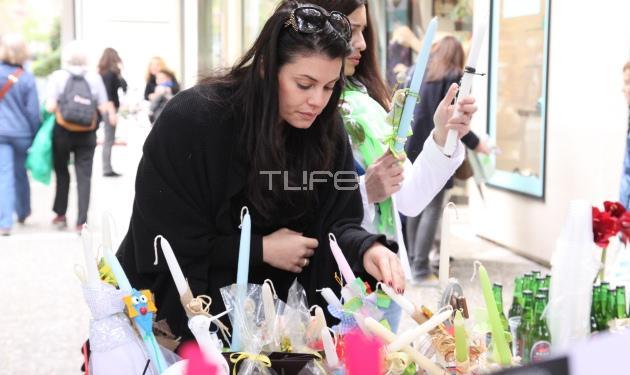 Μ. Κορινθίου: Ξεκίνησε τις πασχαλινές αγορές της!