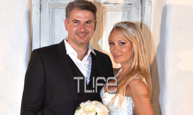Το album του γάμου της Mαρίας Ματσούκα! | tlife.gr