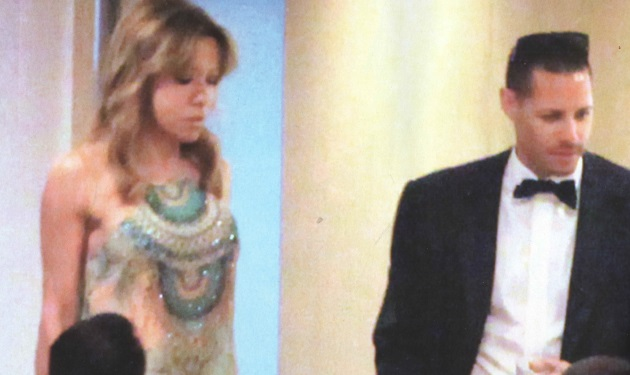 Cannes 2015: H Μαριάννα Λάτση και ο Πάρης Κασιδόκωστας έφτασαν με την πολυτελή θαλαμηγό τους!