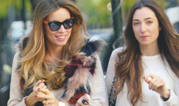 Μαριέττα Χρουσαλά: Αυτοκόλλητη με την κοπέλα του αδερφού της! | tlife.gr