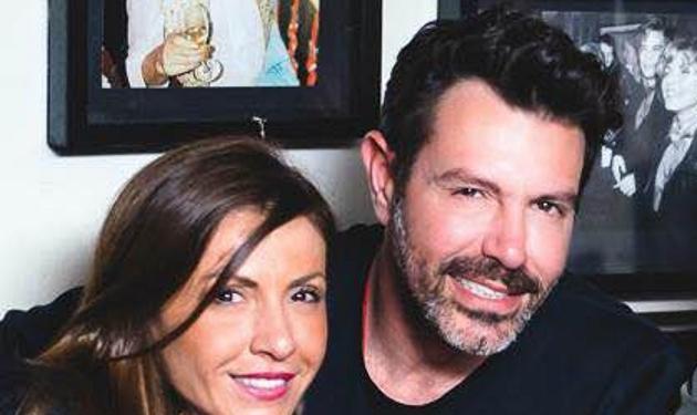 Ιωσήφ Μαρινάκης: Βραδιά διασκέδασης με τη σύζυγό του Χρύσα Καλπάκη!