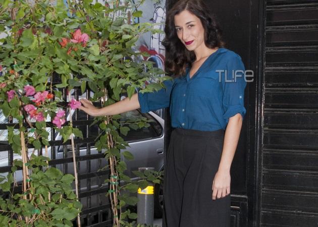 """Μαρίζα Ρίζου στο TLIFE: """"Άλλοι στα 30 κάνουν παιδιά, εγώ αποφάσισα να κάνω δεύτερο δίσκο""""   tlife.gr"""