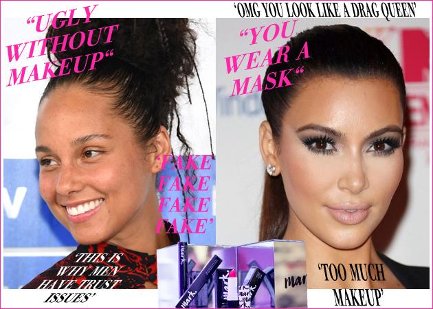 Το πώς και πόσο θα βαφόμαστε είναι δική μας υπόθεση (και άλλες ιστορίες makeup shaming)!
