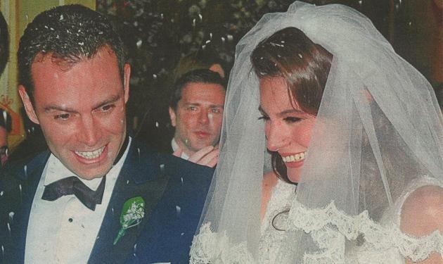 Γ. Δράγνης – Λ. Μαρκοπούλου: Χλιδάτος γάμος στη Βουλιαγμένη, λίγο πριν έρθει ο πελαργός! | tlife.gr