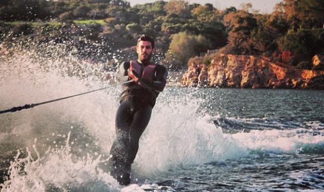Κ. Μαρτάκης: Η αγάπη για τα θαλάσσια σπορ και τα νέα επαγγελματικά του σχέδια! Φωτογραφίες