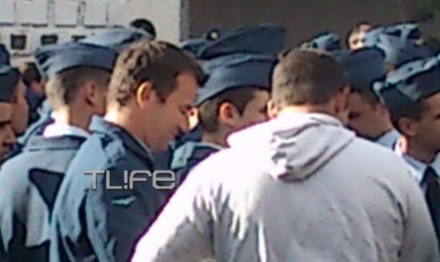 Ορκίστηκε ο Ματέο Παντζόπουλος στην Τρίπολη! Βίντεο και φωτογραφίες