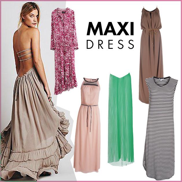 1 | Μάξι φορέματα