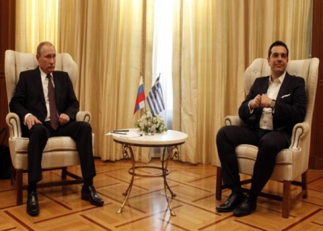 Επίσκεψη Πούτιν: Οι ΦΩΤΟ που πρόδωσαν την… παράλειψη του Μαξίμου! | tlife.gr